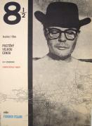 8½ Czech Poster