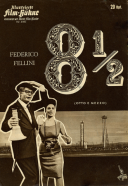 8½ German Program Cover II