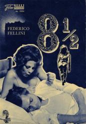 8½ German Program Cover