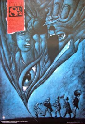 8½ Polish Poster III