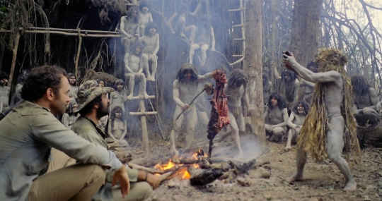 cannibal holocaust (1980) ruggero deodato