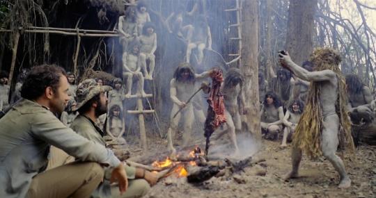 cannibal holocaust (1980) ruggero deodato