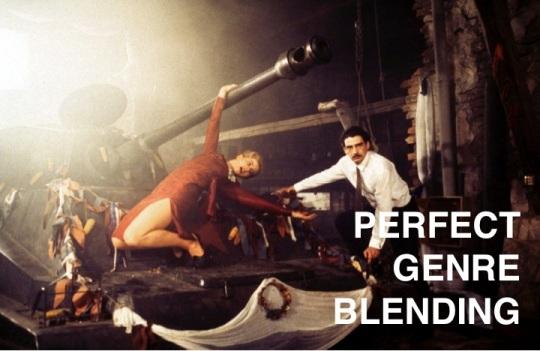 perfect genre blending