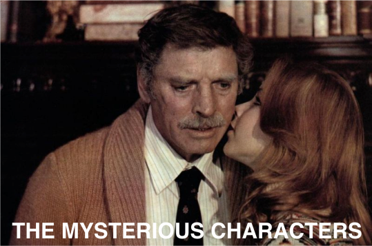 The Mysterious Characters
