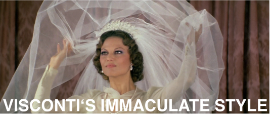Visconti's Immaculate Style