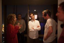 Amy, Joaquin & Spike