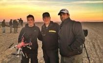 Herzog and His Crew