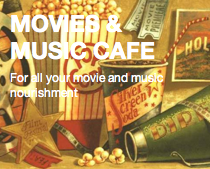 movies & music cafe