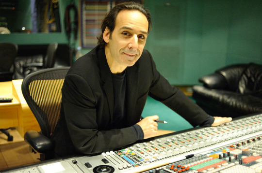 Alexandre Desplat Studio