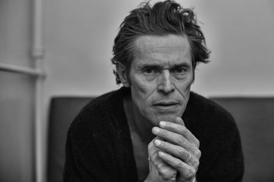 Five Favorite Films Starring Willem Dafoe | black is white