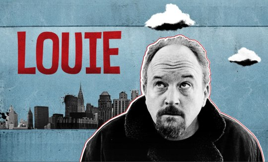 Image result for Louie tv show