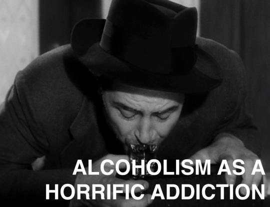 alcoholism as a horrific addiction