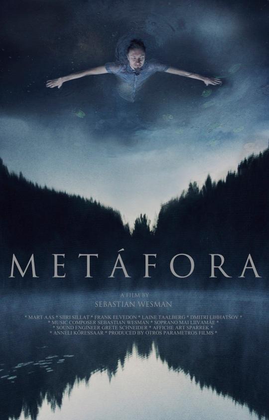 METÄFORA AFICHE
